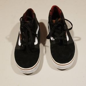 Boys Vans Size 5 Youth